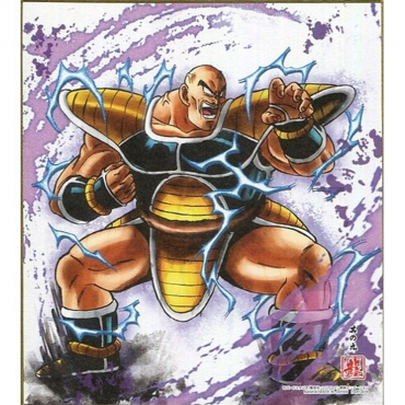 Dragon Ball Z - Shikishi...