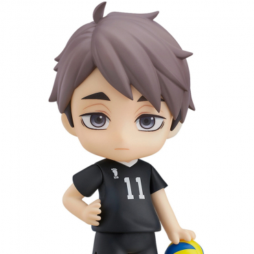 Haikyuu!! - Figurine Osamu...