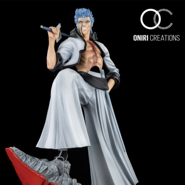 Bleach - Figurine Grimmjow...