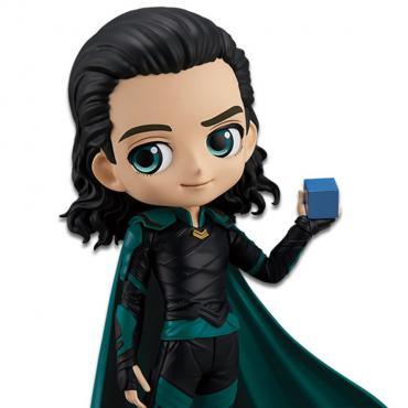 Marvel - Figurine Loki Q...