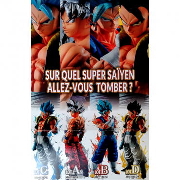 Dragon Ball Super - Loterie...