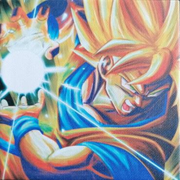 Dragon Ball Super - Toile...