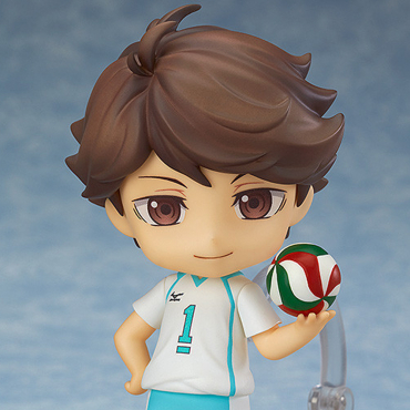Haikyuu!! - Figurine Toru...