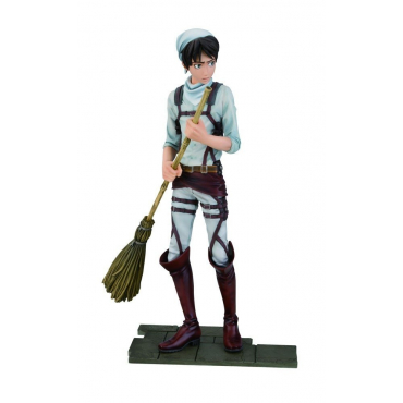 Attack On Titan - Figurine Eren Yeager Dxf