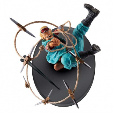 One Piece - Figurine Pauly Scultures
