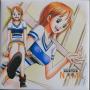 One Piece - Toile Nami...