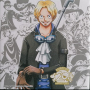 One Piece - Toile Sabo...