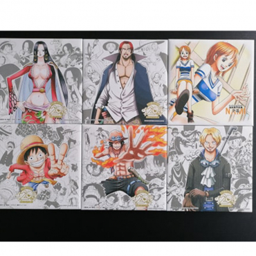 One Piece - Toile Portgas D...