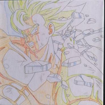 Dragon Ball Z - Toile Son...