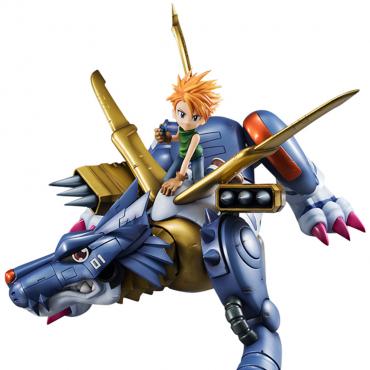 Digimon - Figurine Metal...