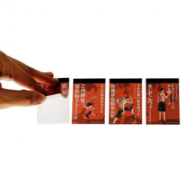 One Piece - Blocs-Notes Ace...