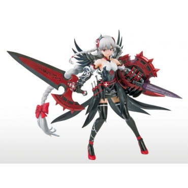Puzzle & Dragons - Figurine Warrior Rose Graceful Valkyrie Version 2