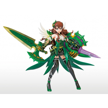 Puzzle & Dragons - Figurine Warrior Rose Graceful Valkyrie Version 3