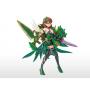 Puzzle & Dragon - Figurine Warrior Rose Graceful Valkyrie Version 3