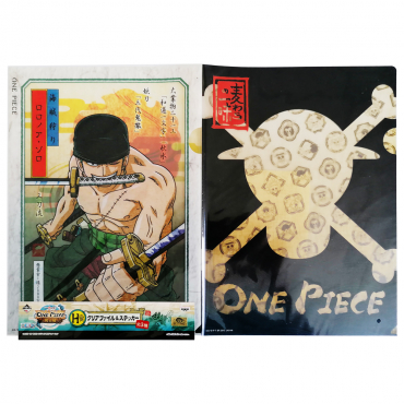 One Piece - Porte-Documents...