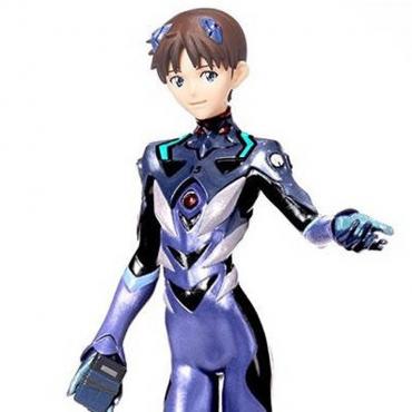 Evangelion - Figurine Ikari...