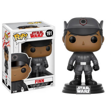 Star Wars - Figurine pop Finn