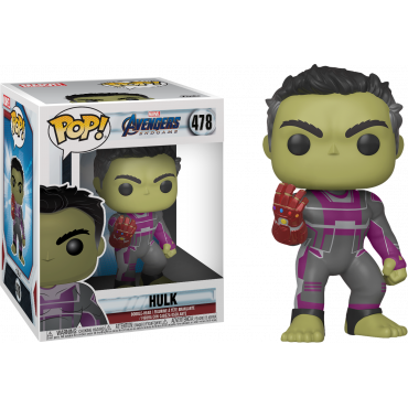 Avengers - Figurine POP Hulk