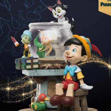 Disney - Figurine Pinocchio...