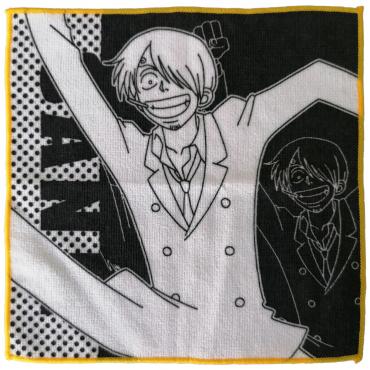 One Piece - Serviette Sanji...