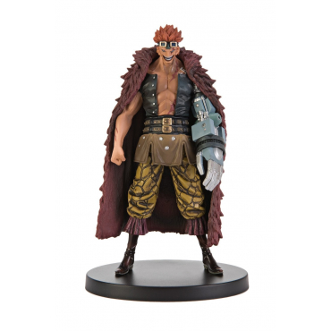 One Piece - Figurine Eustass Kid Grandline Men vol.19
