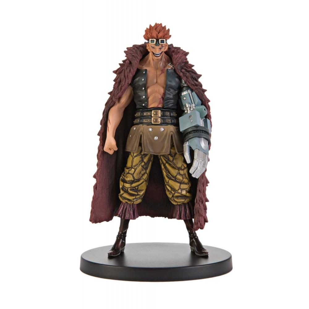 One Piece - Figurine Eustass Kid Grandline Men vol.19