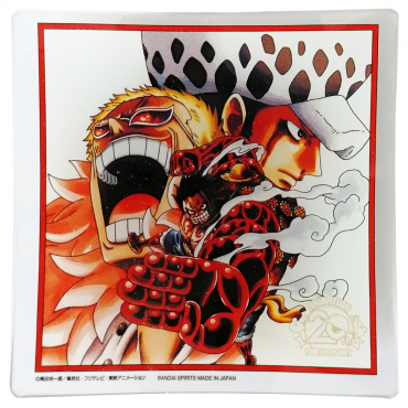 One Piece - Assiette Luffy,...