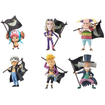 One Piece - Pack Figurines...