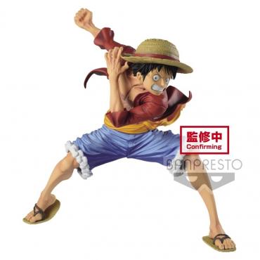 One Piece - Figurine Monkey...