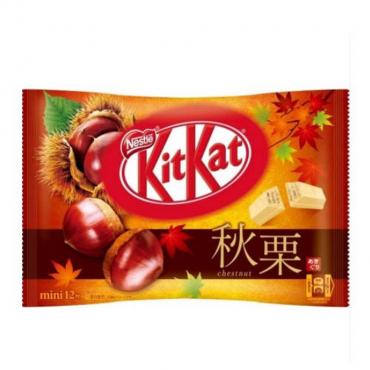 Kit Kat Mini Goût Châtaigne