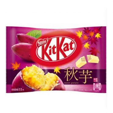 Kit Kat Goût Sweet Potato