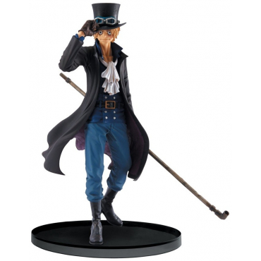 One Piece - Figurine Sabo Scultures