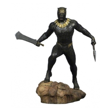 Marvel - Figurine Black...