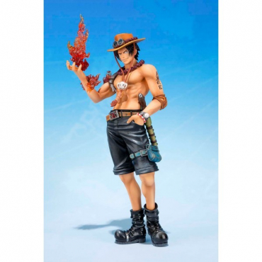 One Piece - Figurine Ace Figuarts Zero 5TH Anniversary