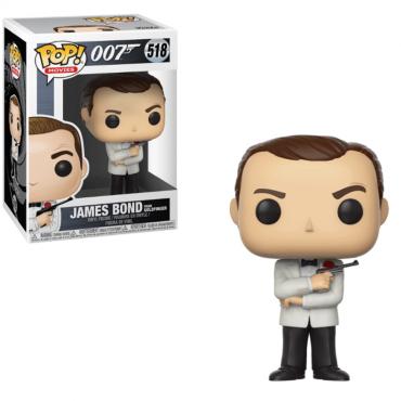 James Bond - Figurine POP...