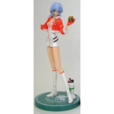 Evangelion - Figurine Rei...