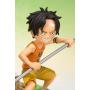One Piece - Figurine Ace Luffy Sabo Figuarts Zero