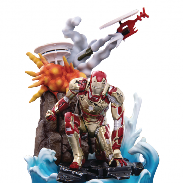 Iron Man 3 - Figurine Iron...