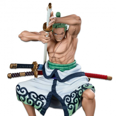 One Piece - Figurine Zoro...