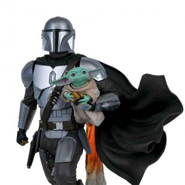 Star Wars : The Mandalorian...