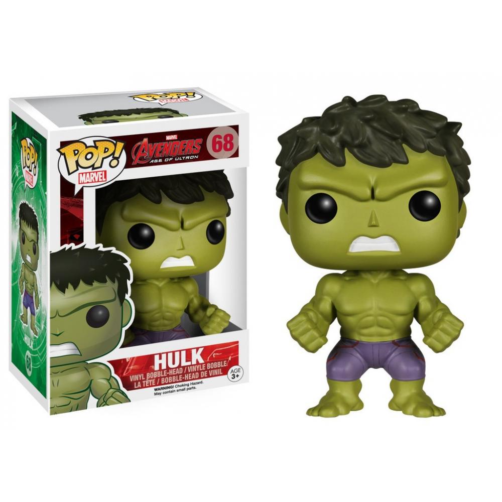 Avengers Age Of Ultron - Figurine Hulk Funko POP