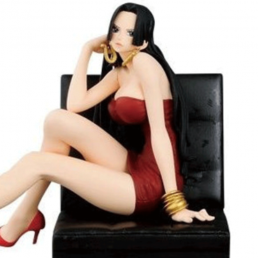 One Piece - Figurine Boa...