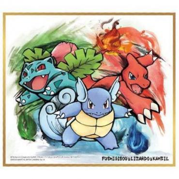 Pokémon - Shikishi Art...