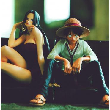 One Piece - Figurine Set...