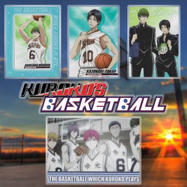 Kuroko No Basket - Lot de 4...