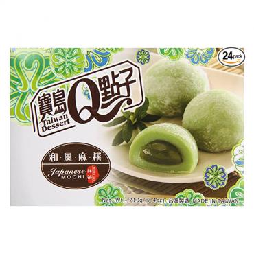 Paquet de Mochi Au Thé Vert