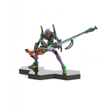 Evangelion Versus EVA-01 HG Sega PVC Figurine