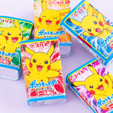 Lot de 5 Chewing-Gum...