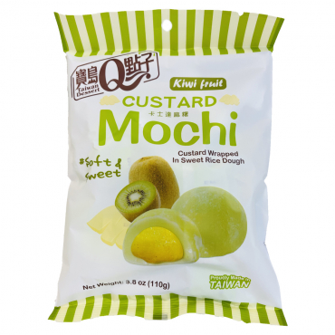 Paquet de Mochi à la crème...