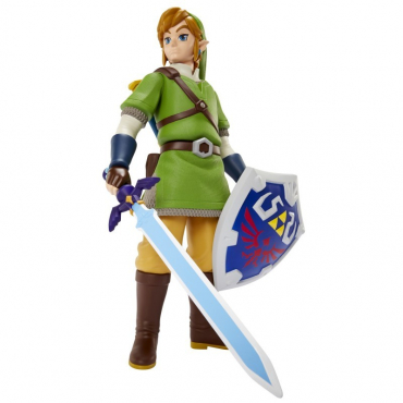 The Legend Of Zelda - Figurine Link